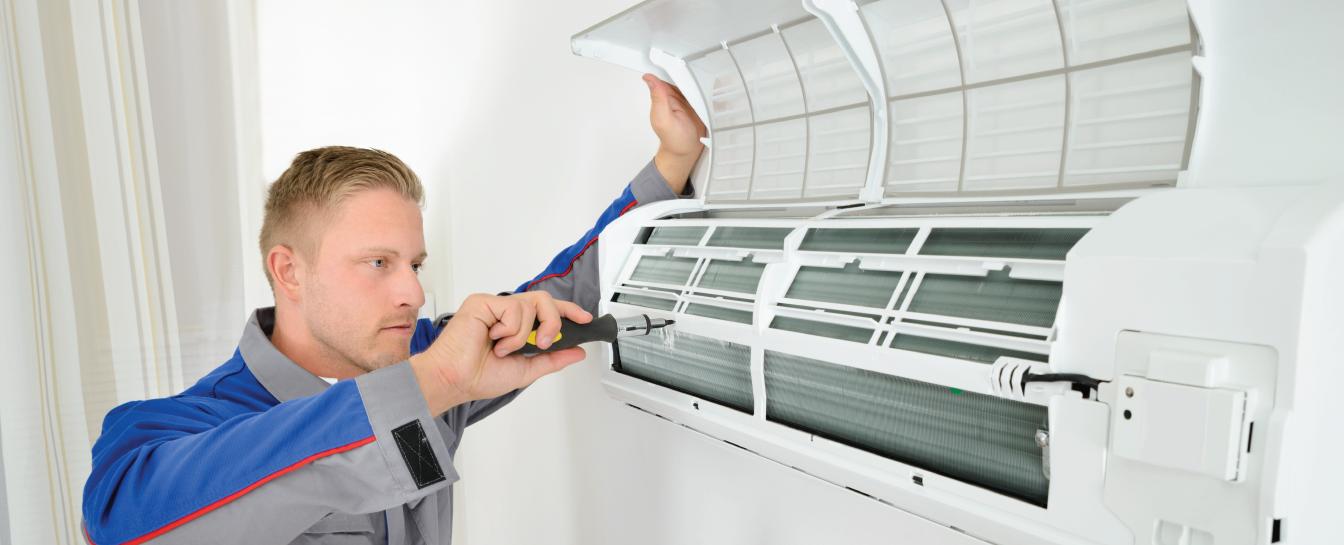 AC cooling repair