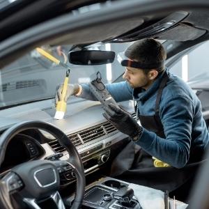 Car Interior Cleaning Dubai | HomeGenie®