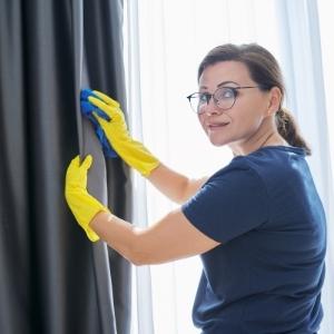 Carpet or Curtain Sanitization in Abu Dhabi
