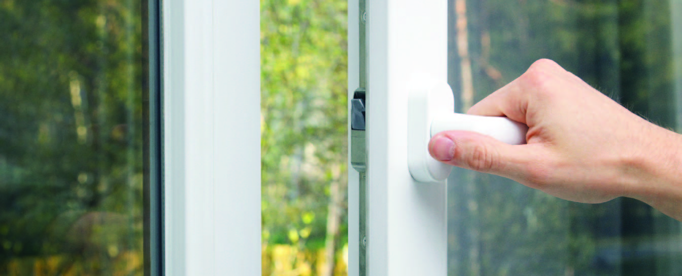 Door and window glass tint