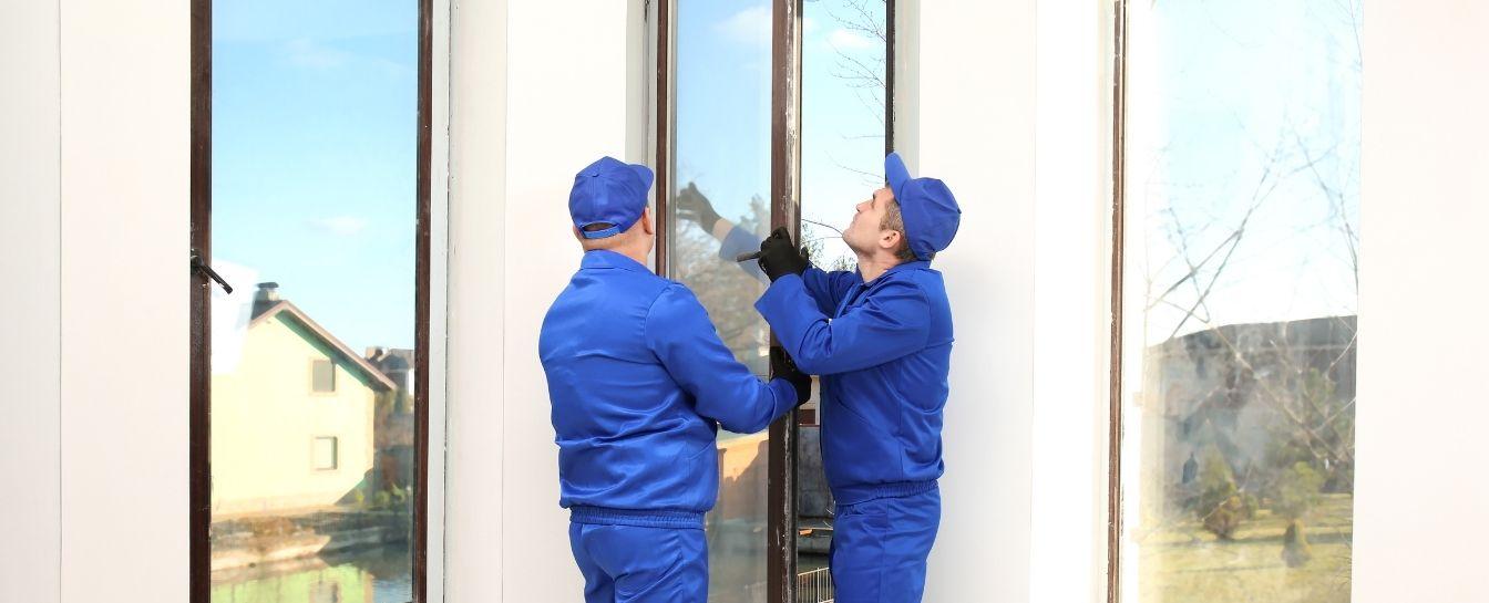 Door or Window glass repair