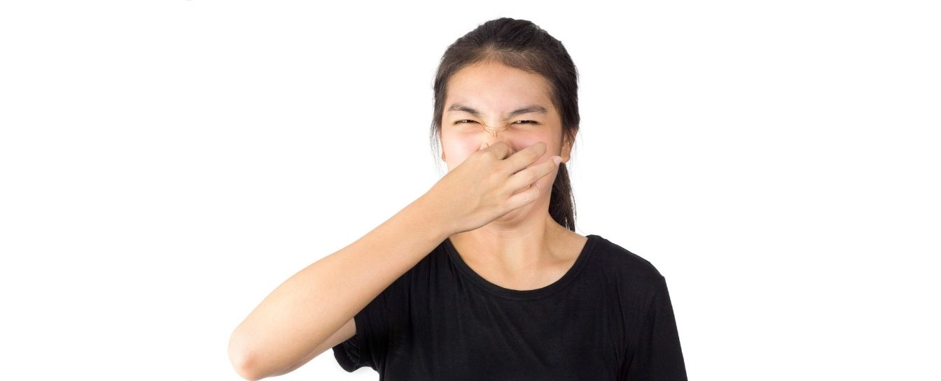 Foul or bad smell repair