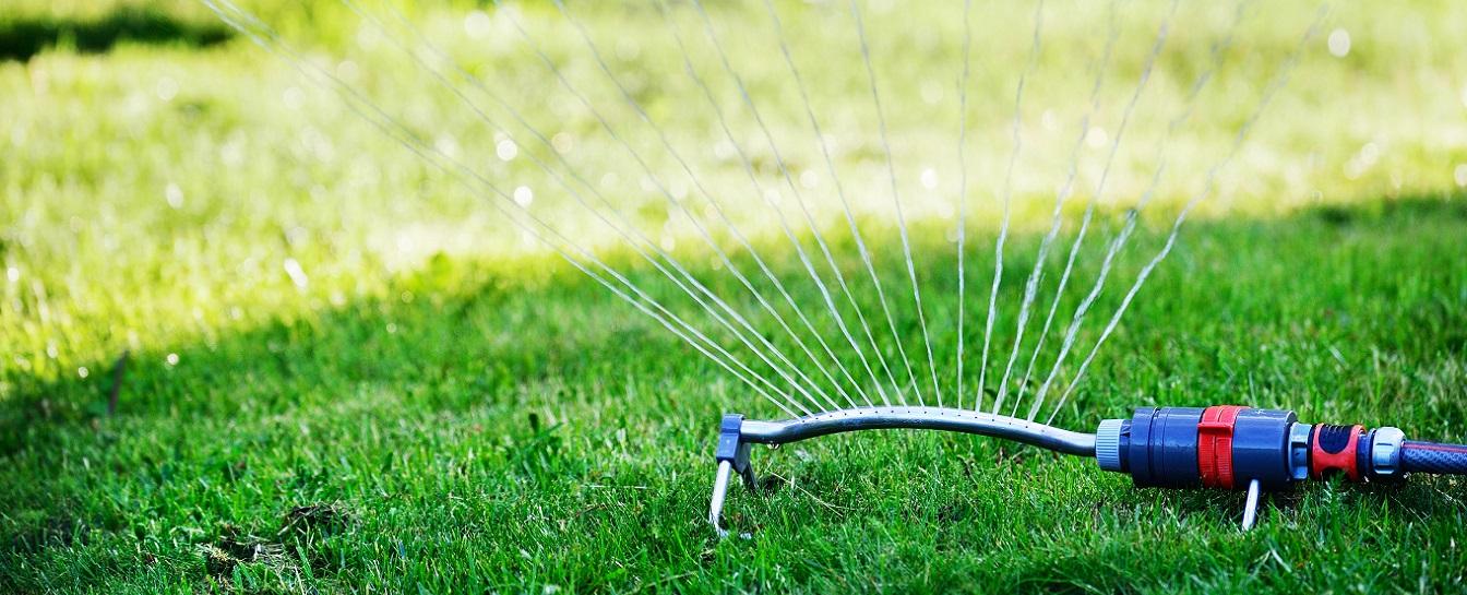 Garden sprinkler or drip irrigation system repair