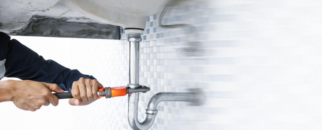 Large fixture (WC, etc) repair