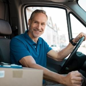 Van Deliveries Services | HomeGenie®