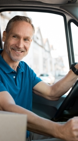 Van Deliveries Services in Dubai | HomeGenie®