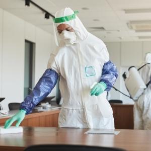 Office Sanitization in Dubai| HomeGenie®