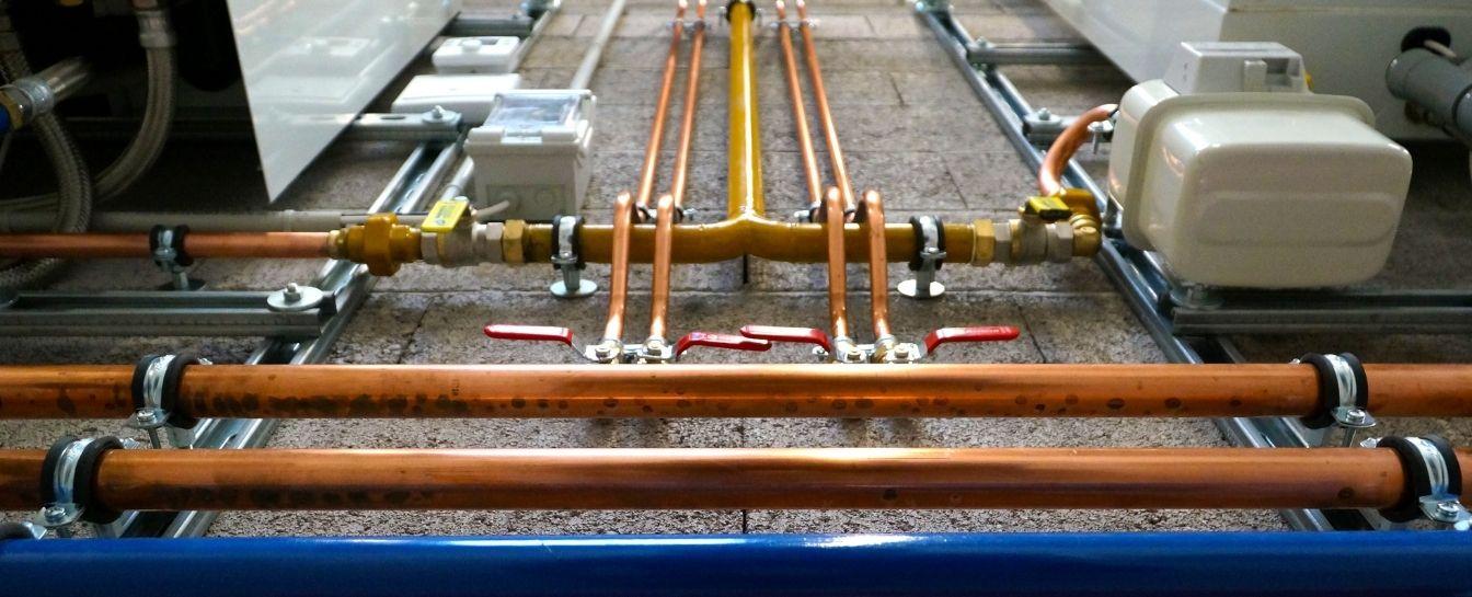 Other custom job - outdoor plumbing, etc.