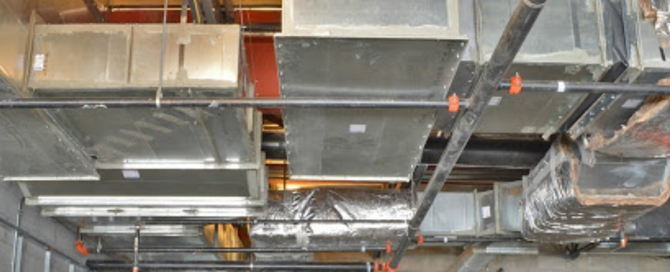 Other custom job - central AC ducting, etc.