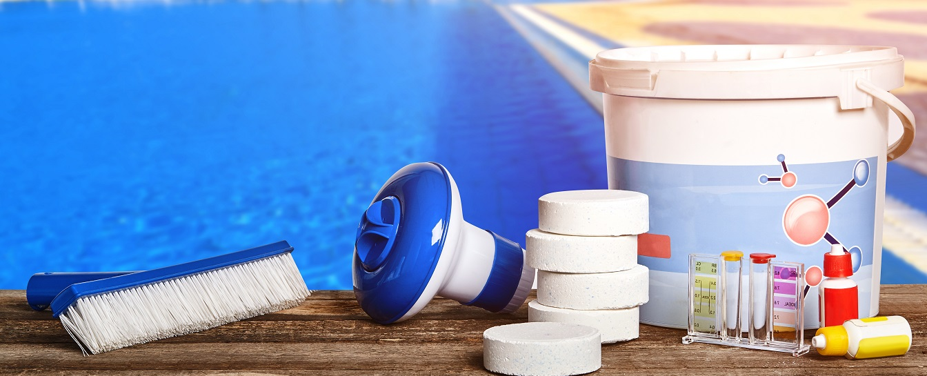 Pool disinfection