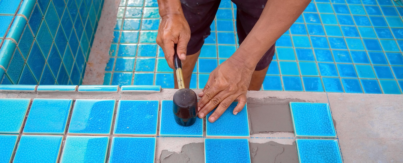Pool resurfacing or restoration