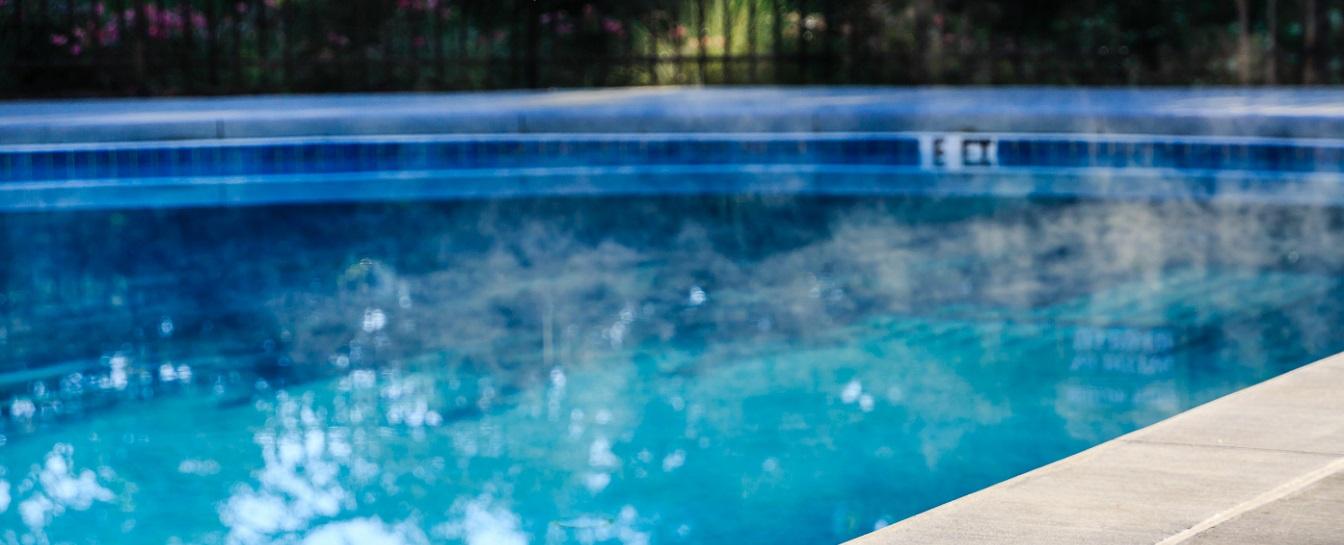 Pool heater repair