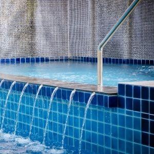 Swimming Pool Overflow fixing service in Abu Dhabi