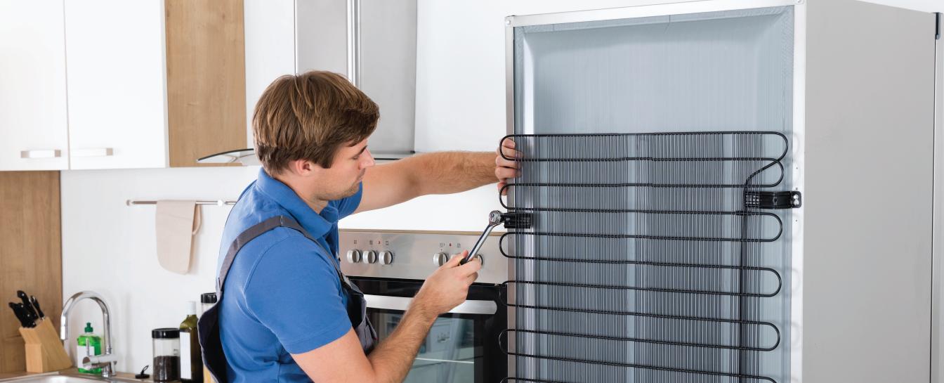 Refrigerator or fridge repair