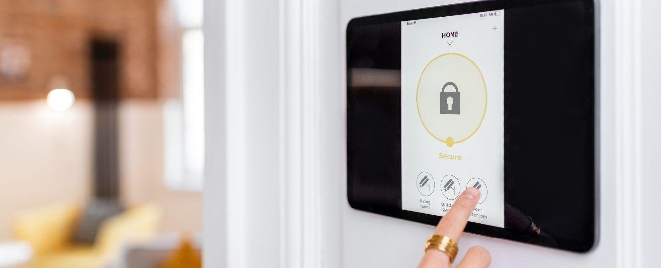 Smart lock system installation