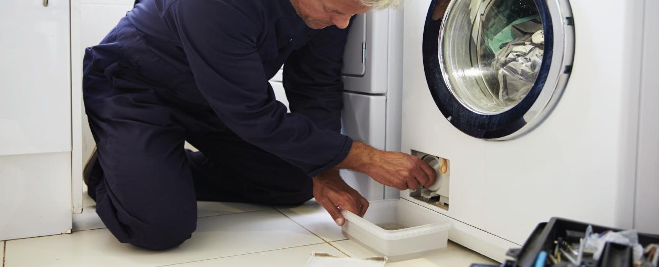 Washing machine or dryer repair