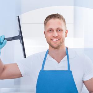 Window Cleaning in UAE   HomeGenie®